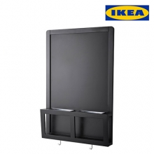 [IKEA] LUNS Writing/magnetic board, blacK/자석칠판/이케아/802.672.41