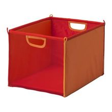 KUSINER Box, red/orange,601.692.94