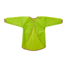 MALA Apron with long sleeves, green [미술가운]